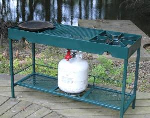 Grill Cooker - Black Water Boat Works